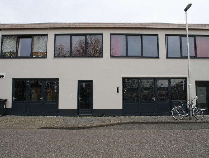 Foto Van Gentstraat